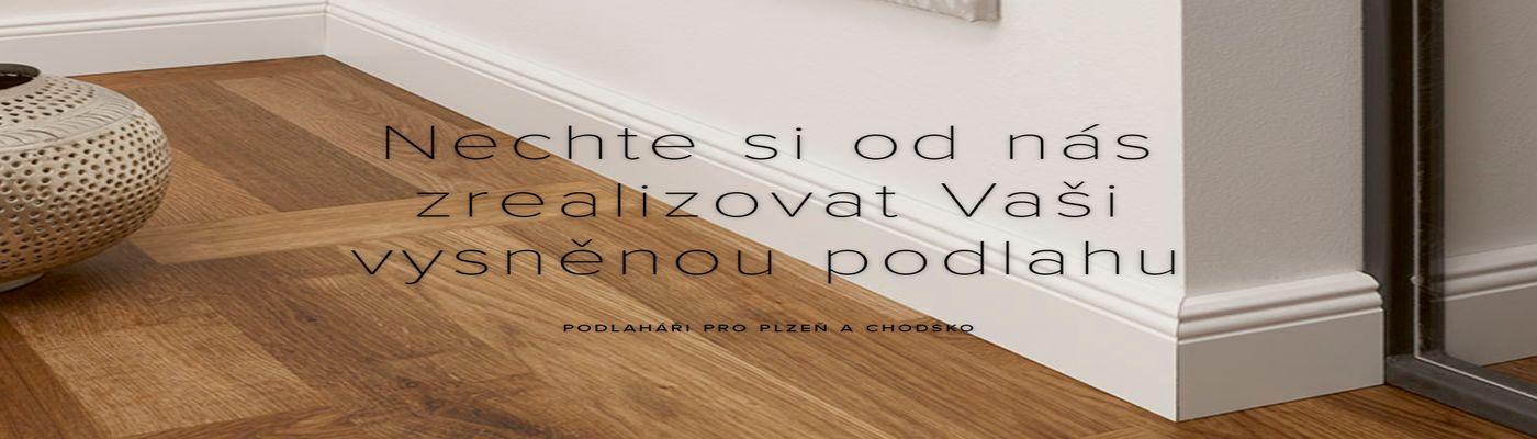 Podlahářství Bohemia – pokládka podlah v Plzni