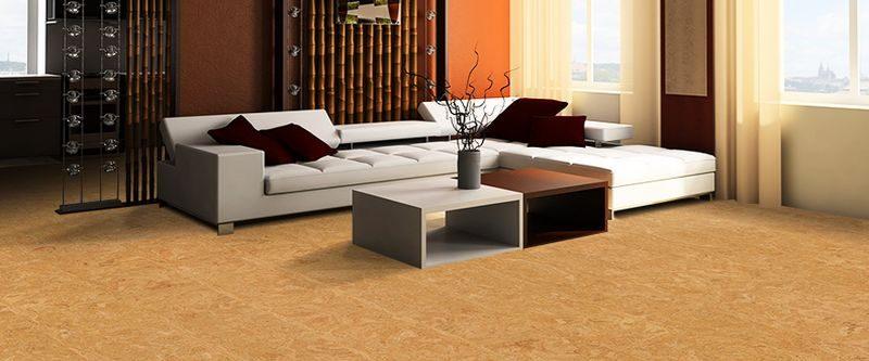 Podlahářství BOHEMIA – Korkové podlahy – položíme Vám korkovou podlahu